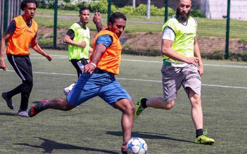 Football Game - YCA June 2019