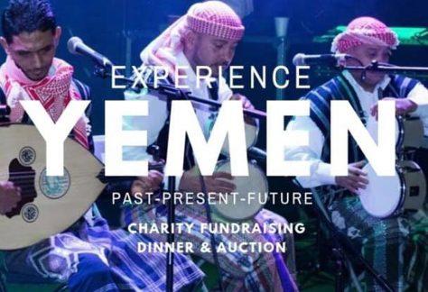Experience Yemen - Fundraising Event 2019
