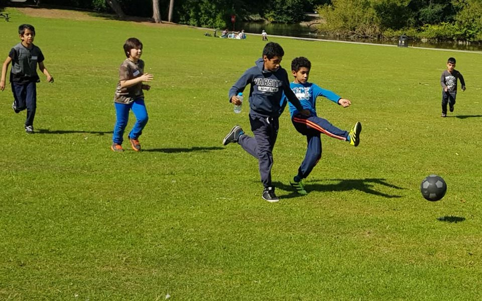 Youth Sport Day - April 2019