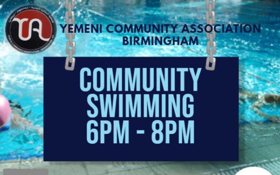 Community Swimming